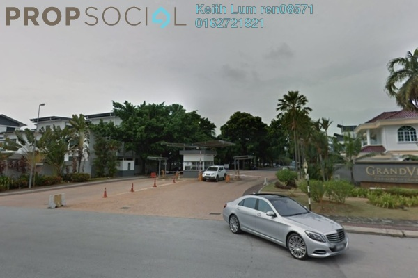 For Sale Bungalow at Grandville, UEP Subang Jaya Freehold Semi Furnished 5R/4B 2.05m