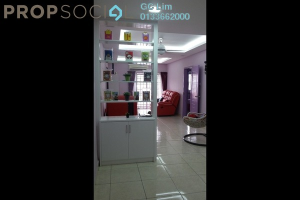 Condominium For Sale in Ketumbar Hill, Cheras Freehold Fully Furnished 3R/2B 670k