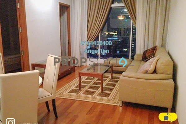 Condominium For Rent in Vipod Suites, KLCC Freehold Fully Furnished 2R/1B 5k