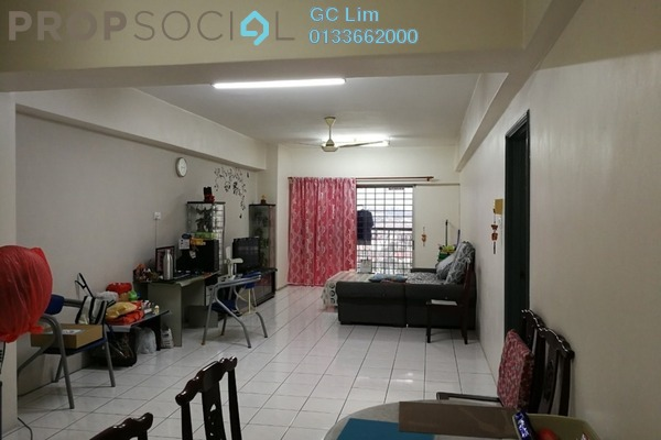 Condominium For Sale in Pandan Villa, Pandan Indah Freehold Semi Furnished 4R/2B 495k