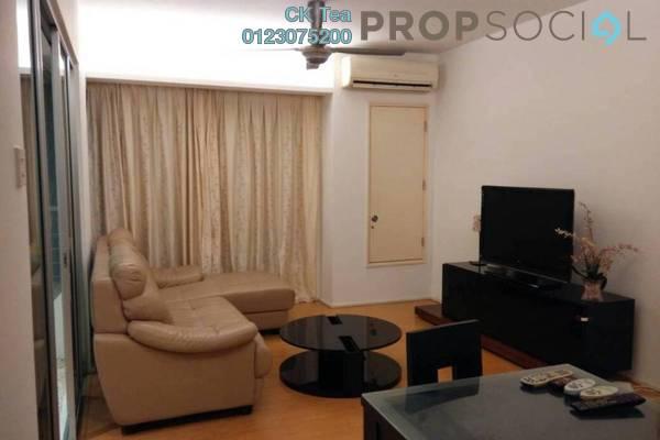 Condominium For Rent in i-Zen Kiara I, Mont Kiara Freehold Fully Furnished 2R/2B 2.8k