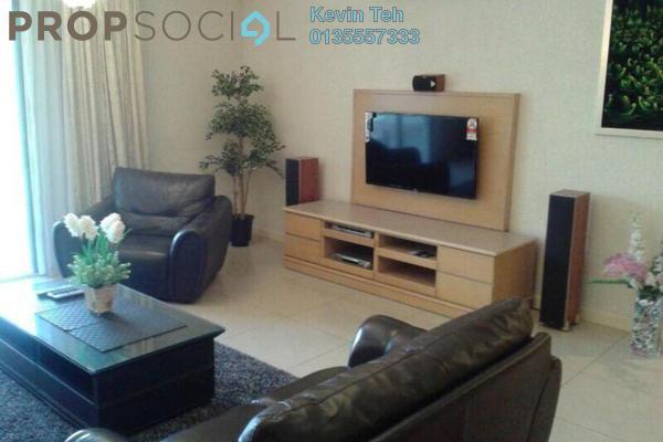 For Rent Condominium at Kiaramas Cendana, Mont Kiara Freehold Fully Furnished 3R/3B 4.5k