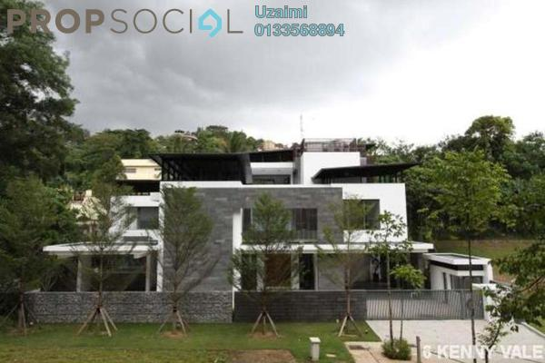 Bungalow For Sale in Bukit Tunku, Kenny Hills Freehold semi_furnished 7R/8B 14.5m