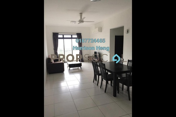 Serviced Residence For Sale in Sky View, Bukit Indah Freehold Fully Furnished 3R/2B 630k