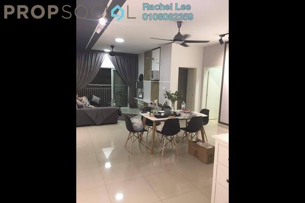 Condominium For Rent in The Holmes, Bandar Tun Razak Freehold Fully Furnished 2R/2B 2.5k