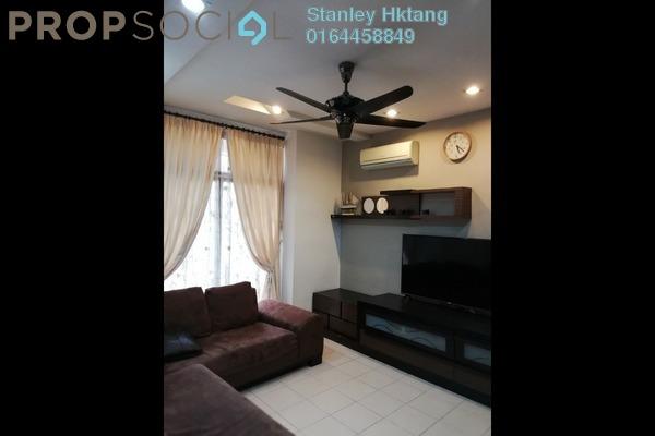 Terrace For Sale in Taman Bukit Minyak Indah, Bukit Minyak Freehold Fully Furnished 4R/3B 550k