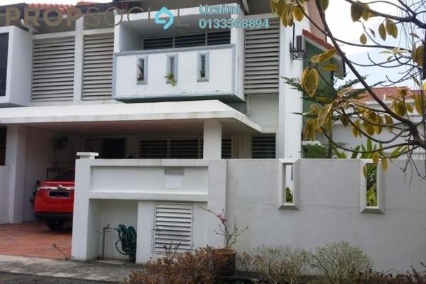 Terrace For Sale in Bandar Puncak Alam, Kuala Selangor Freehold semi_furnished 5R/4B 850k