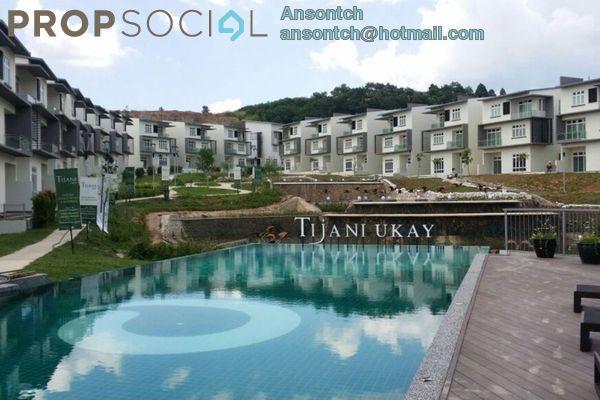 Condominium For Sale in Tijani Ukay, Ukay Freehold Semi Furnished 4R/4B 2.3m