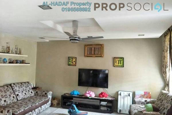 Terrace For Sale in Taman Sutera Wangi, Batu Berendam Freehold Unfurnished 4R/3B 488k