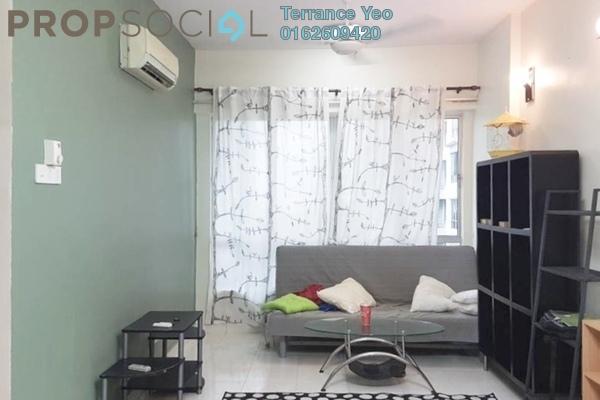 Condominium For Sale in e-Tiara, Subang Jaya Freehold Semi Furnished 2R/2B 450k