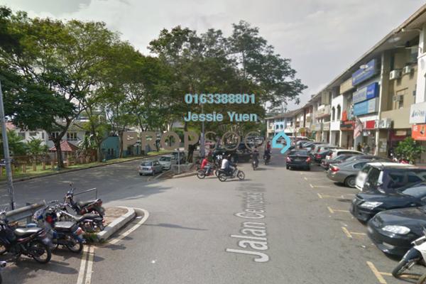 Office For Rent in SD12, Bandar Sri Damansara Freehold Semi Furnished 2R/2B 1.65k
