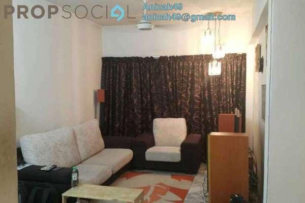 For Rent Condominium at The Palladium, Keramat Freehold Semi Furnished 3R/2B 1.8k
