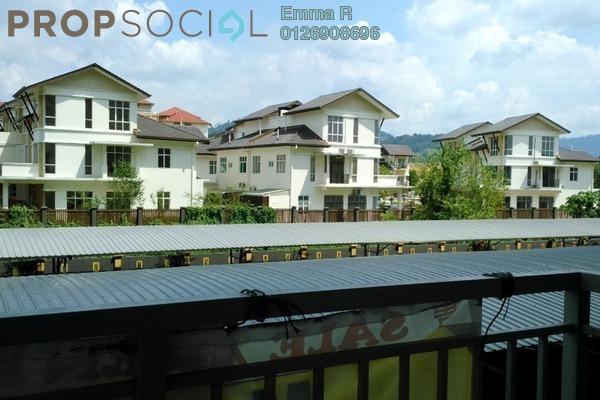 Serviced Residence For Rent in Suria Residence, Bandar Mahkota Cheras Freehold Semi Furnished 3R/2B 900translationmissing:en.pricing.unit