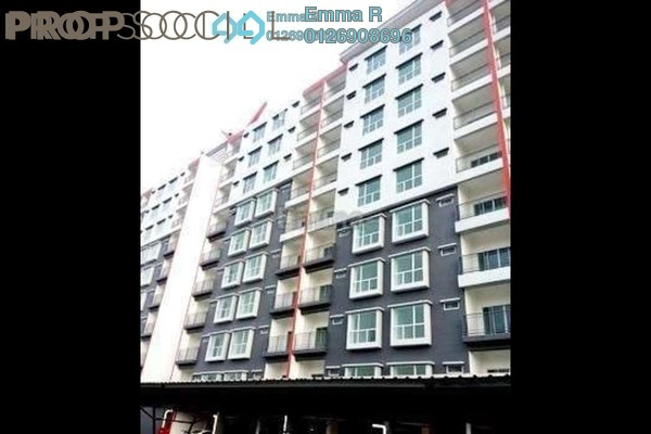 Serviced Residence For Sale in Suria Residen, Batu 9 Cheras Freehold Unfurnished 3R/2B 320k