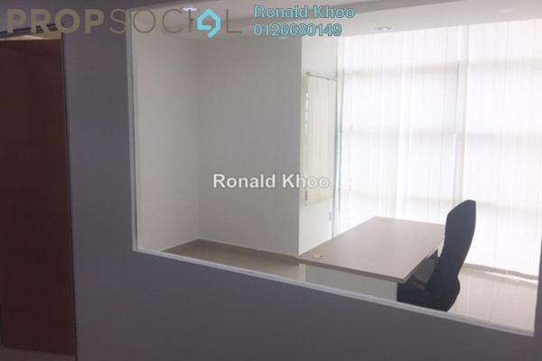 Office For Rent in First Subang, Subang Jaya Leasehold unfurnished 0R/1B 2.2k