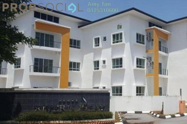 Apartment For Sale in Riveria Bay Apartments, Kota Samarahan Freehold Unfurnished 0R/0B 260k