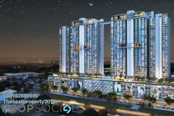 Condominium For Sale in The Netizen, Bandar Tun Hussein Onn Freehold Unfurnished 1R/1B 270k