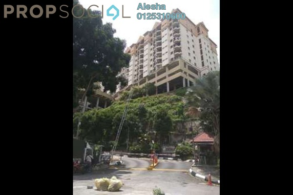 Apartment For Sale in Ixora Apartment, Kepong Freehold Unfurnished 0R/0B 250k
