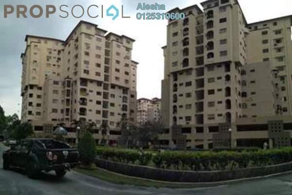 Condominium For Sale in Prisma Cheras, Cheras Freehold Unfurnished 0R/0B 400k