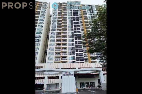 Serviced Residence For Sale in KSL Residences @ Daya, Johor Bahru Freehold Unfurnished 0R/0B 397k