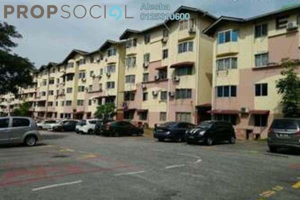 Apartment For Sale in Bayu Damansara @ PJU 10, Bandar Utama Leasehold Unfurnished 0R/0B 180k