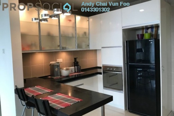 Condominium For Sale in Sinaran TTDI, TTDI Freehold Fully Furnished 0R/0B 1.9m