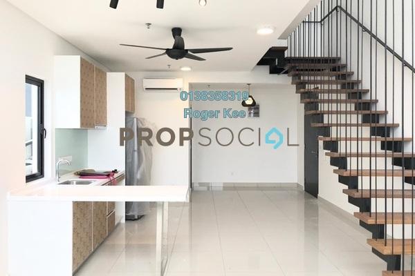 SoHo/Studio For Rent in Centrus SoHo 1, Cyberjaya Freehold Fully Furnished 1R/1B 1.3k