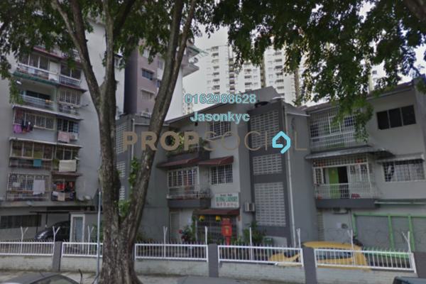 Condominium For Sale in Langkawi Apartment, Setapak Freehold Unfurnished 3R/2B 380k