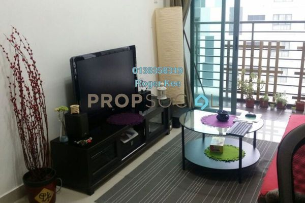 Condominium For Rent in D'Pulze Residence, Cyberjaya Freehold Fully Furnished 1R/1B 1.4k