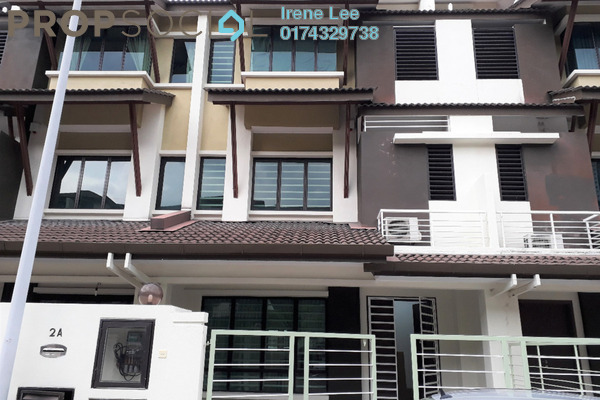 Terrace For Rent in Residence @ Southbay, Batu Maung Freehold Semi Furnished 6R/6B 2.4k