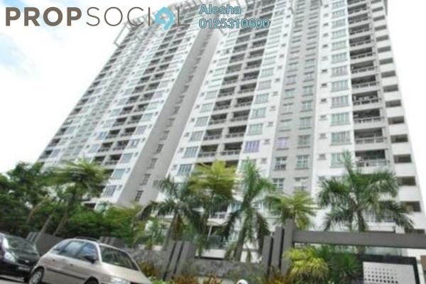 Condominium For Sale in Sterling, Kelana Jaya Freehold Unfurnished 0R/0B 730k