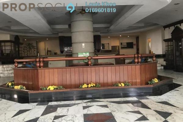 Condominium For Sale in Mutiara Villa, Bukit Ceylon Freehold Fully Furnished 1R/1B 440k