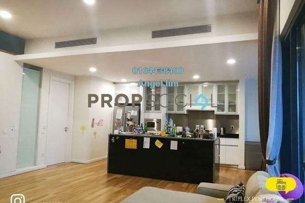 Condominium For Rent in St Mary Residences, KLCC Freehold Fully Furnished 4R/5B 15k