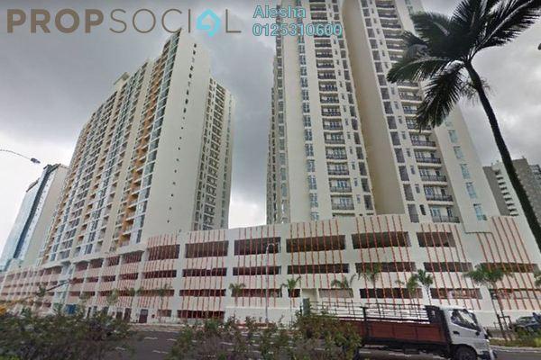 Serviced Residence For Sale in KSL Residences @ Daya, Johor Bahru Freehold Unfurnished 0R/0B 333k