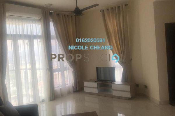 Condominium For Rent in J.dupion, Cheras Freehold Fully Furnished 2R/2B 2k
