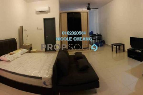 Condominium For Rent in Da Men, UEP Subang Jaya Freehold Fully Furnished 0R/1B 1.7k