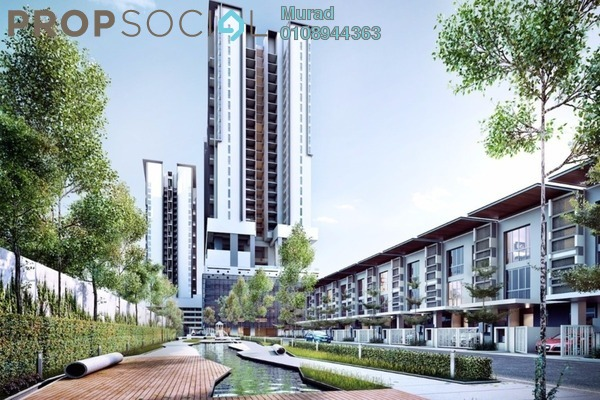 Condominium For Sale in The Andes, Bukit Jalil Freehold Unfurnished 3R/3B 650k