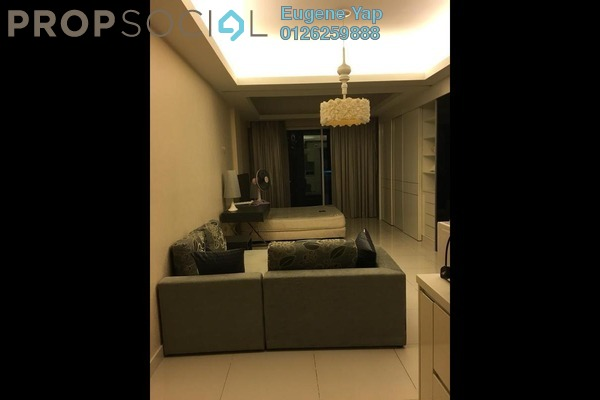 Serviced Residence For Sale in Carlton, Sri Hartamas Freehold Fully Furnished 3R/2B 670k