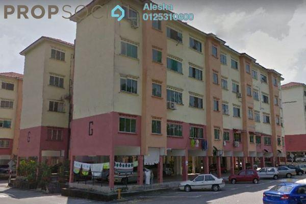 Apartment For Sale in Taman Pulai Utama, Pulai Freehold Unfurnished 0R/0B 73.8k
