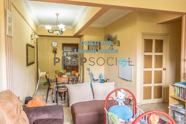 Apartment For Sale in Casmaria Apartment, Batu Caves Leasehold Semi Furnished 3R/2B 290k