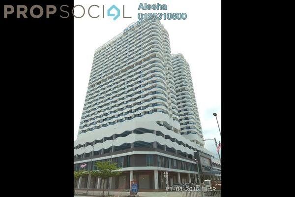For Sale Condominium at Kota Laksamana, Bandar Melaka Leasehold Unfurnished 0R/0B 205k