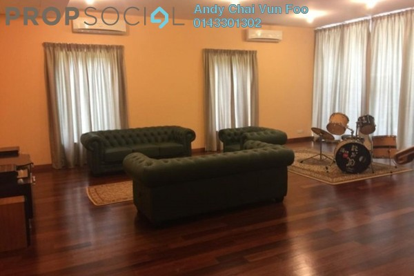 Condominium For Sale in Seputeh Heights, Seputeh Freehold Semi Furnished 6R/7B 13m