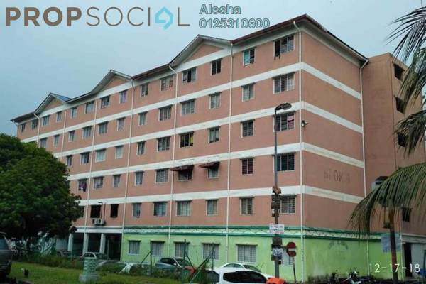 Apartment For Sale in Primaya, Bandar Tun Hussein Onn Leasehold Unfurnished 0R/0B 102k