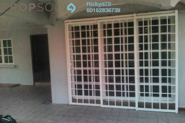 Semi-Detached For Rent in Sunway Utama, Bandar Sunway Freehold Semi Furnished 5R/4B 5k