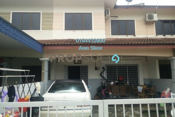Terrace For Sale in Sri Klebang, Bandar Baru Sri Klebang Freehold Unfurnished 4R/3B 350k