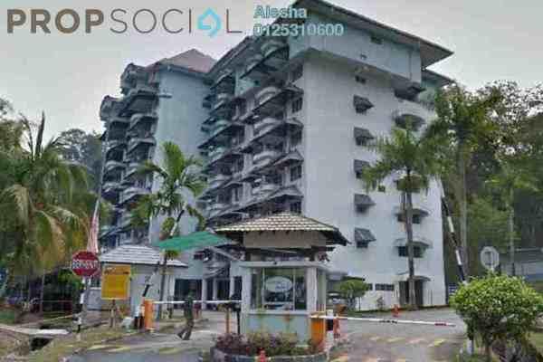 Condominium For Sale in Menara Mutiara, Ampang Freehold Unfurnished 0R/0B 350k