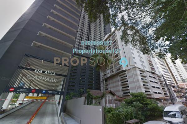 Condominium For Sale in Menara Puteri, Brickfields Freehold Fully Furnished 0R/0B 430k