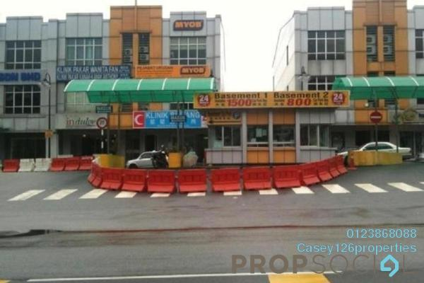 Shop For Sale in Kuchai Business Park, Kuchai Lama Freehold Unfurnished 0R/0B 3.5m
