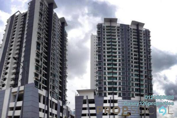 Condominium For Rent in USJ One Park, UEP Subang Jaya Freehold Fully Furnished 4R/3B 1.9k