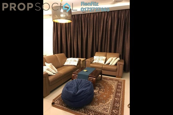 Condominium For Rent in Dwiputra Residences, Putrajaya Freehold Fully Furnished 3R/3B 2.5k